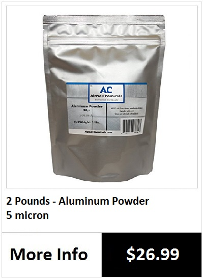 how to make fine aluminum powder